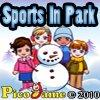 Sports In Park Mobile Game