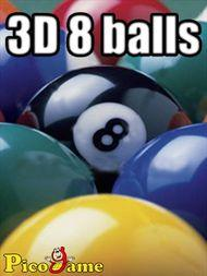 3d8balls mobile game