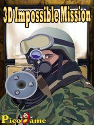 3dimpossiblemission mobile game