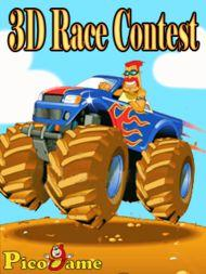 3dracecontest mobile game