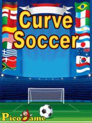 curvesoccer mobile game