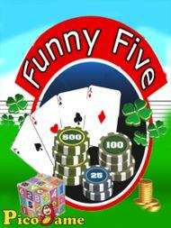 funnyfive mobile game