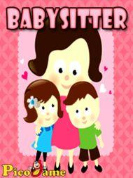 Baby Sitter Mobile Game