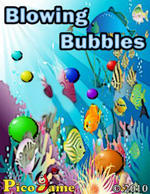 Blowing Bubbles Mobile Game