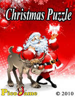 Christmas Puzzle Mobile Game