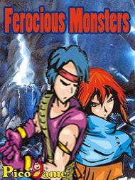 Ferocious Monsters Mobile Game