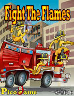 Fight The Flames Mobile Game