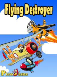 Flying Destroyer Mobile Game