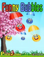 Funny Bubbles Mobile Game