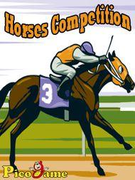 Horses Competition Mobile Game