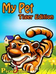 My Pet Tiger Edition Mobile Game