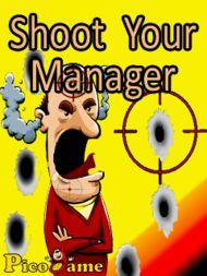 Shoot Your Manager Mobile Game