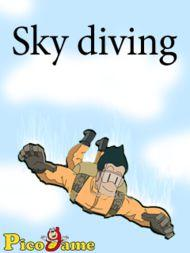 Sky Diving Mobile Game