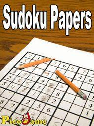 Sudoku Papers Mobile Game