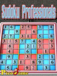 Sudoku Professionals Mobile Game