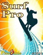 Surf Pro Mobile Game
